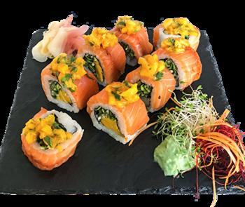 Sake Mango Roll
